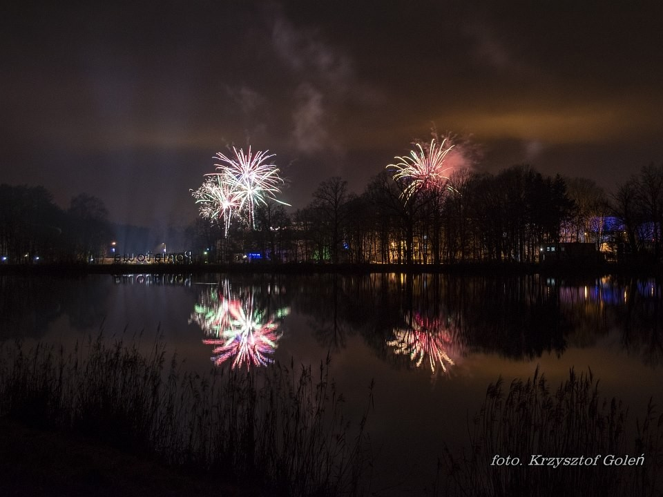 Leśne klimaty, Poniatowa Nowy Rok 2019 - Poniatowa Nowy Rok 2019 - foto. Krzysztof Goleń