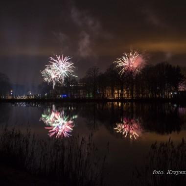 Poniatowa Nowy Rok 2019 - foto. Krzysztof Goleń