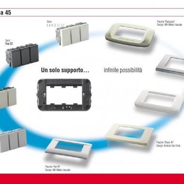 Firma AVE jest najstarszą firmą w Europie produkującą osprzętelektroinstalacyjny nieprzerwalnie od 1904 r.. Założona została przez rodzinęBellich, którzy po dziś dzień zajmują czołową pozycję na rynku światowymwyznaczając nowe trendy w branży elektrycznej. Oferta firmy AVE jest kompletna:począwszy od szerokiej gamy włączników i gniazdek, aż po niezmiernie rozbudowaneautorskie systemy inteligentnych domów i systemy hotelowe. Gwarancja nawszystkie produkty AVE wynosi 5 lat. Ciekawostką jest tutaj fakt, że osprzęt AVEprojektowany był przez projektantów, którzy tworzyli linię nadwozia do Ferrari.