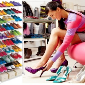 Sprytne schowki na buty