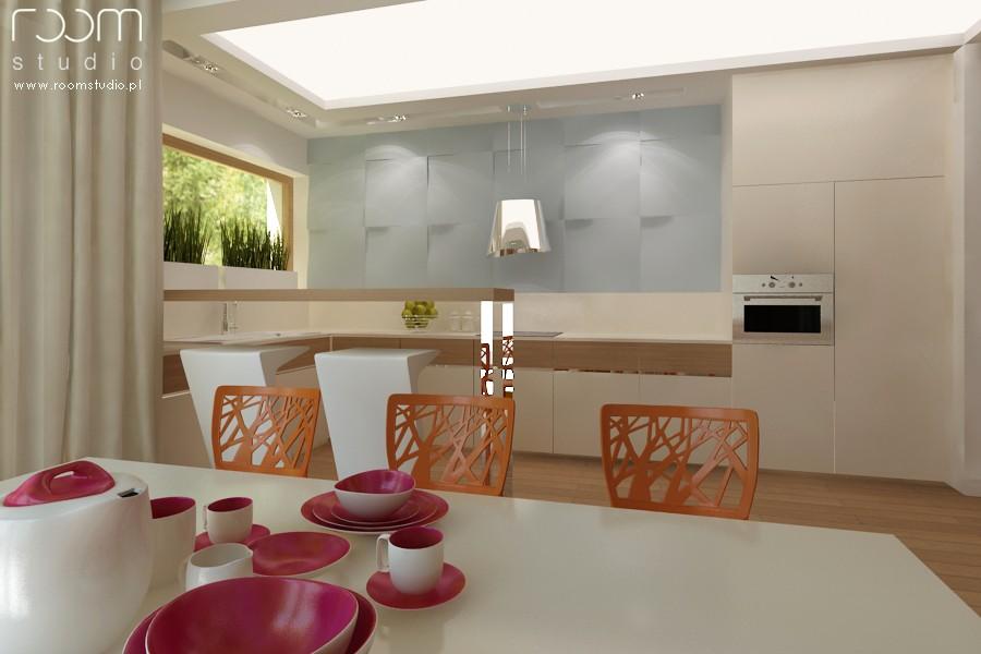 Architekci, Kuchnia w kolorach