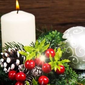 Dekoracje świąteczne Deccorian