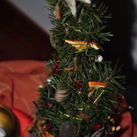 choinka Boże Narodzenie 2011