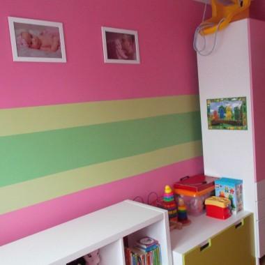 Pokój 13-miesięcznej Oli