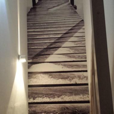 Nad schodami