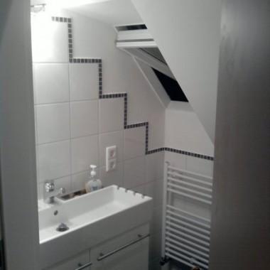 mała łazieneczka