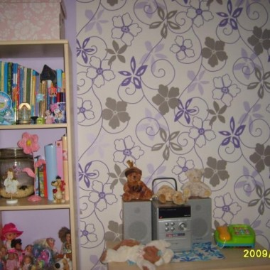 pokój naszej córeczki