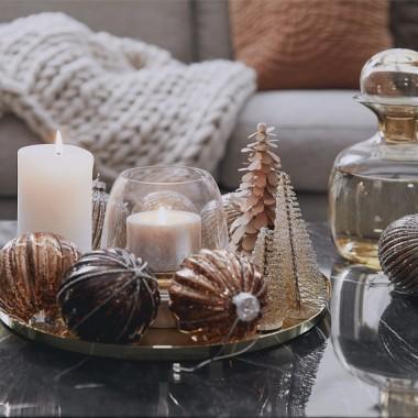 10 nowych sposobów na dekorację domu na Święta