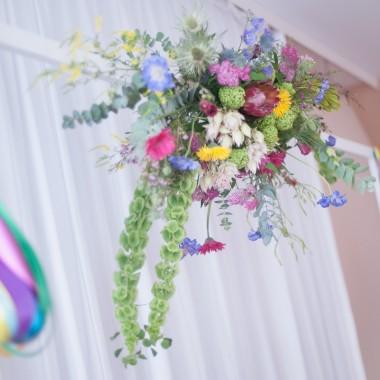 kolejna dekoracja weselna za mną :) jak Wam się podoba ?? zaufalibyście mi ???
