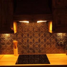 dekory i kafle w kuchni