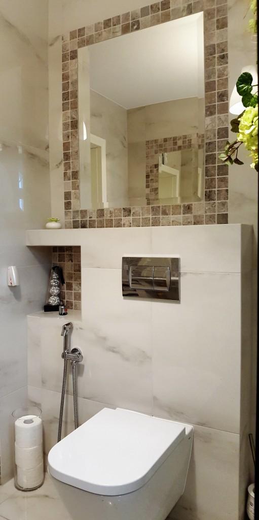 Moje Gniazdko łazienka Na Parterze Deccoriapl