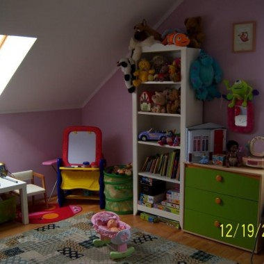 pokój pięciolatki