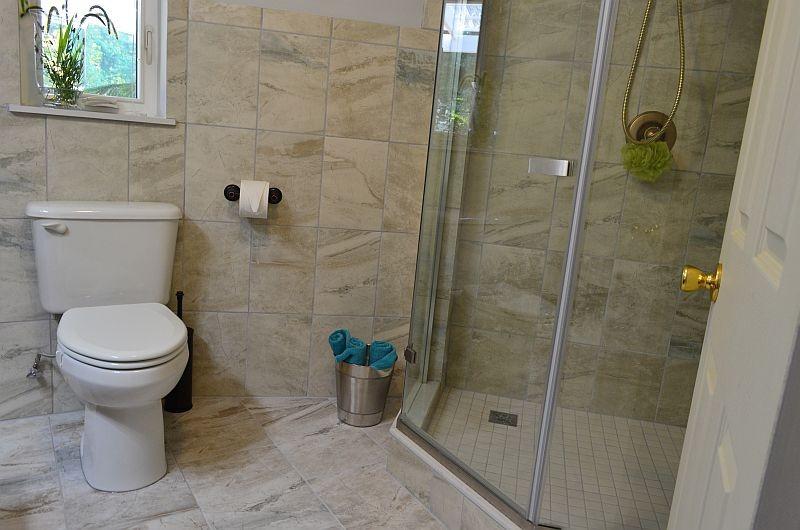 Zdjęcie 58 W Aranżacji łazienka Zrobiona Na Szaro Deccoriapl