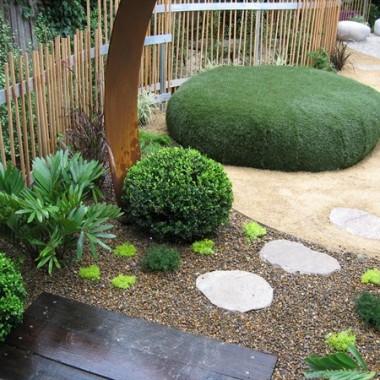 Kamień do ogrodu z gazobetonu