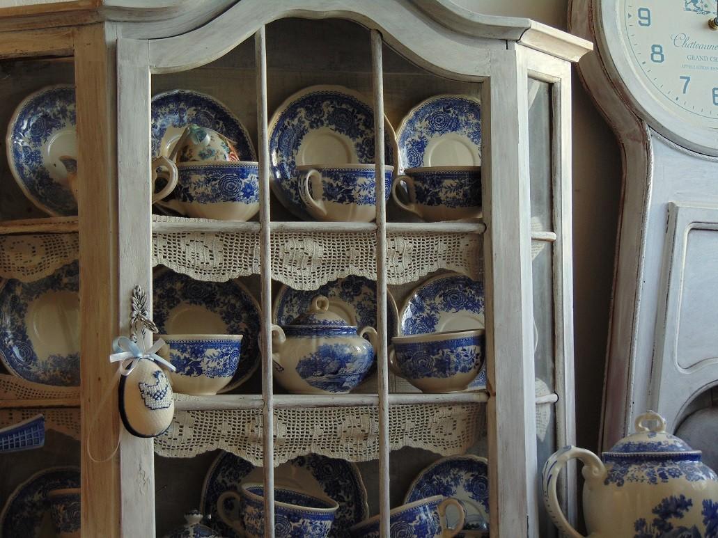 Pozostałe, Wiosennie............ - ...............i niebieska porcelanka..............