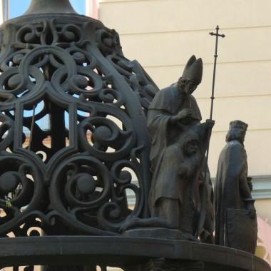 Św. Wojciech chrzci pogan