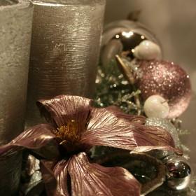 Świąteczne stroiki, dekoracje i kompozycje.