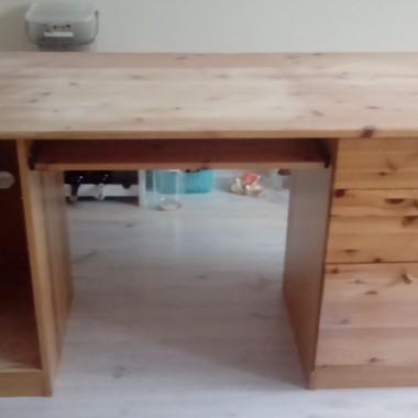 Malowanie biurka