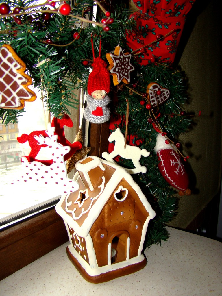 Salon, Święta w moim domu...
