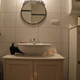 własna łazienka