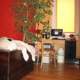 moj pokój po kolejnych zmianach. Listopad 2009