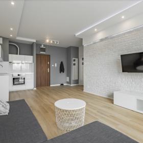 Open Home Space  - Jak wydzielić strefy we wnętrzu za pomocą koloru?