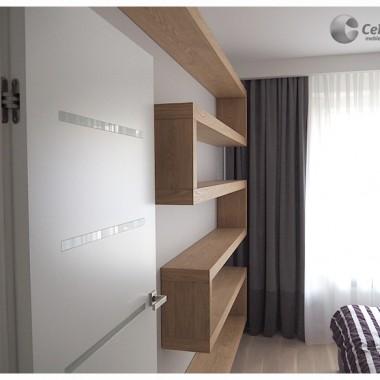 Półki do sypialni Cellaio
