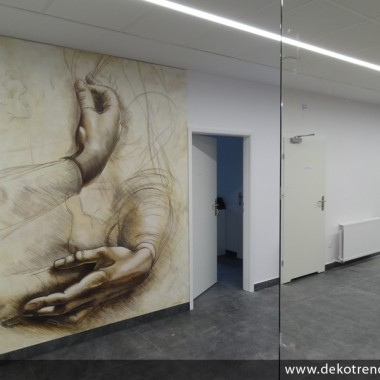 artystyczne malowanie ścian, artystyczne malowanie wnętrz, artystyczne malowanie