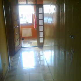 c.d korytarz ze schodami