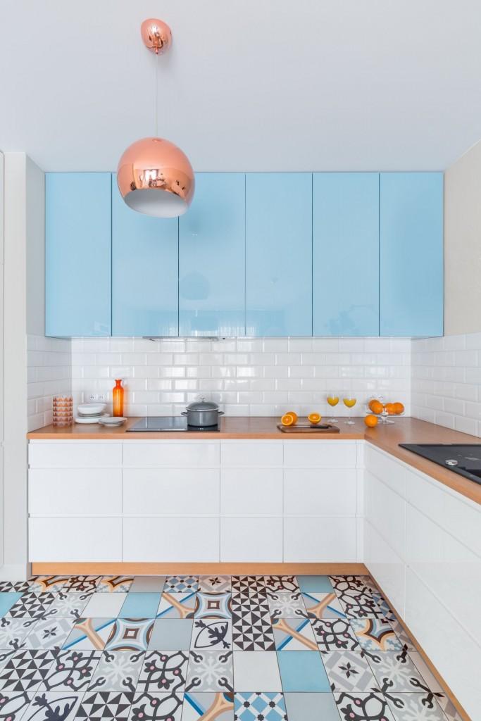Kuchnia, Apetyt na design, czyli kuchenne trendy okiem architekta - Stawiamy na minimalistyczny układ kuchni, dokładnie rozplanowany pod kątem przechowywania (ukryte systemy koszy, wysuwanych półek).