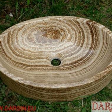 owalna umywalka kamienna, kamienne umywalki owalne, owalne umywalki z kamienia, owalna umywalka z marmuru, owalne umywalki z onyksu, owalna umywalka z trawertynu, owalna umywalka z marmuru Serpeggiante, owalna umywalka brązowa z kamienia, marmur drewnopodbny Serpeggiante