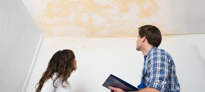 Odnawianie ścian. Jak usunąć plamy i zacieki?