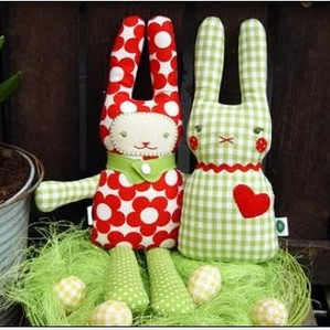 łaciate króliki