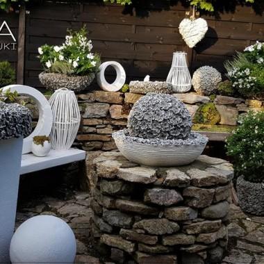 Dekoracje i ozdoby do ogrodu -Produkcja i sprzedaż Kobea Ogrody i Bruki