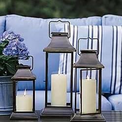 Lampiony dekoracyjne