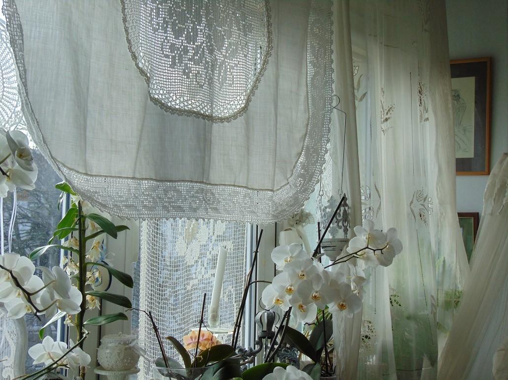 Pozostałe, Wiosennie............ - .................i kwiaty na oknie..................