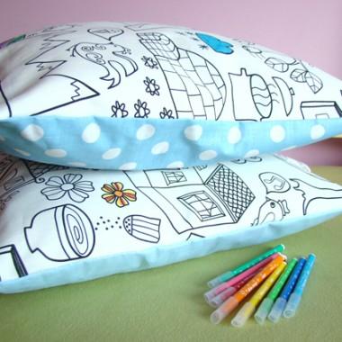 Poduszka kreatywna
