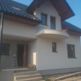 Nasz dom- projekt ROZETA.