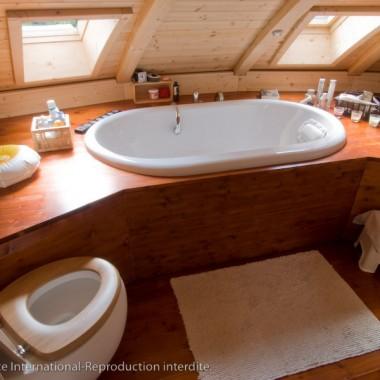 30 sposobów na drewno w łazience