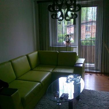 sofa i makaron:)