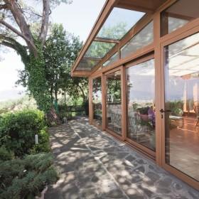 Zaprojektuj swój ogród zimowy z Reynaers Aluminium