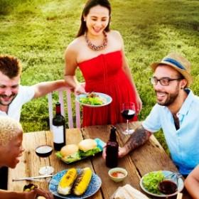 Sposoby na udane garden party