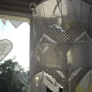 ............... pierwsza lampa jaką zrobiłam...............