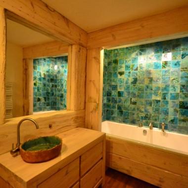 łazienka bliżej natury