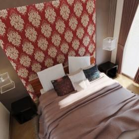 Sypialnia w trzech odsłonach