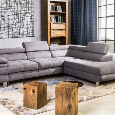 Niech żyje loft! Surowe materiały, odcienie czerni, szarości i drewna zestawione z metalowymi dodatkami to kwintesencja stylu industrialnego.