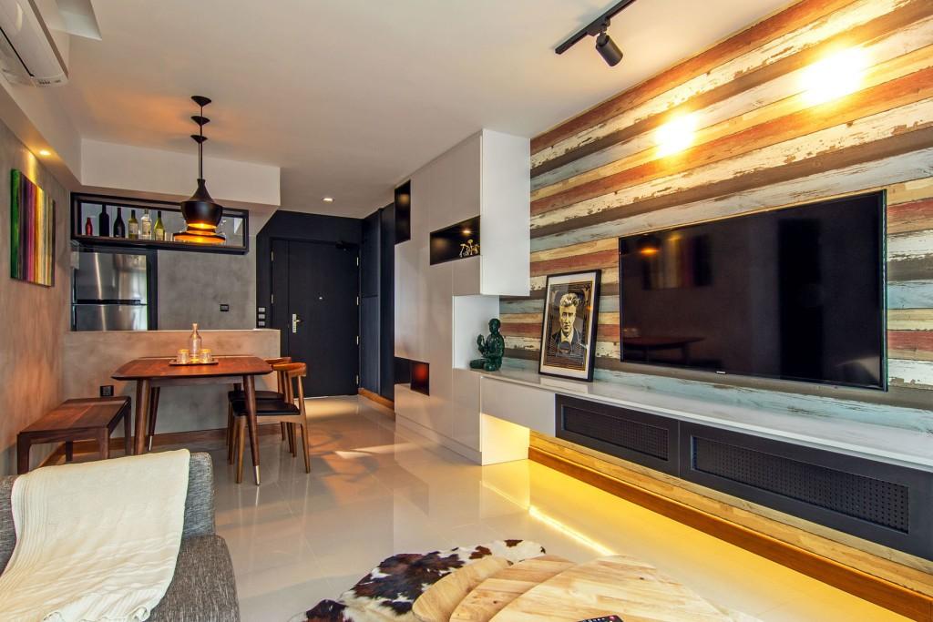 Domy i mieszkania, Przytulne mieszkanie