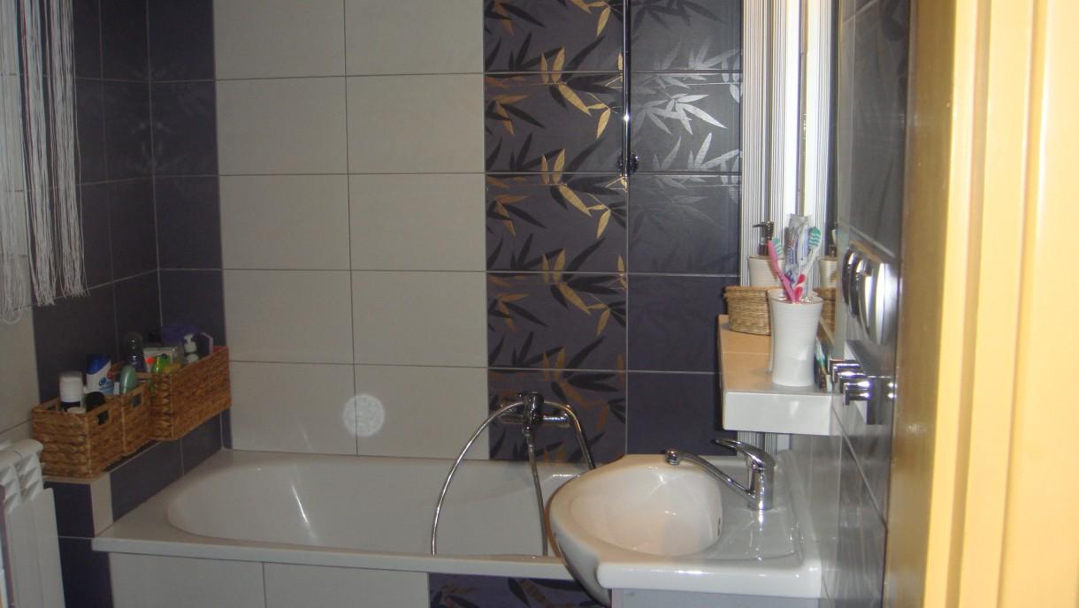 łazienka I Wc Po Remoncie Deccoriapl
