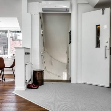 To samo mieszkanie w dwóch odsłonach .Powierzchnia 94 m +11m2. Rok temu pojawiło się na rynku nieruchomości ,dzisiaj znowu jest wystawione na sprzedaż. Mnie bardziej podoba się pierwsza wersja , mieszkanie jest przytulniejsze i ciekawej urządzone. Bez zmian tylko łazienka.