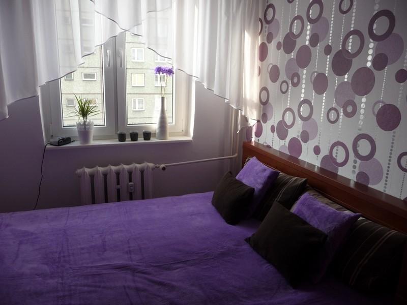 Zdjęcie 4/4 w aranżacji Moja mała fioletowa sypialnia ...